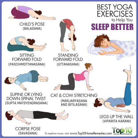 6 Remedies To Help You Sleep Better by Best Exercises To Help You Sleep Better Top 10 Home