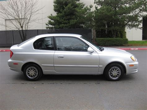 Hyundai Accent 2005 2005 hyundai accent gls hatchback 2d 4cyl automatic