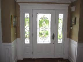 Front Doors With Side Panels Fiberglass Doors Two Side Panels Royal Windows And Doors House Foyers Doors