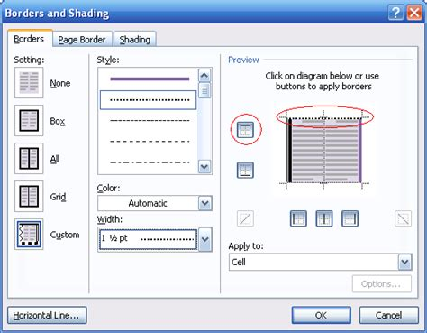java pattern word boundary exle how to change cell border color in excel ms excel 2011