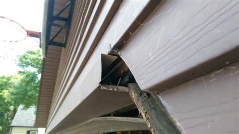 Replacing Aluminum Trim Around Garage Door Roofing Trim Around Garage Door