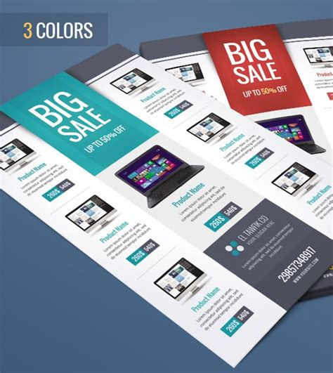 design flyer sale 6 tips that leads to captivating flyer designs