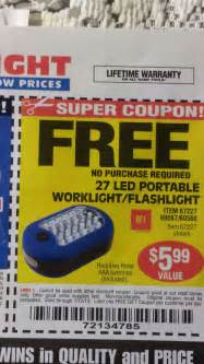 Harbor freight no purchase necessary coupons amp 25 off calguns net
