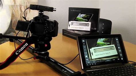 dslr controller app  android tablet  canon eos