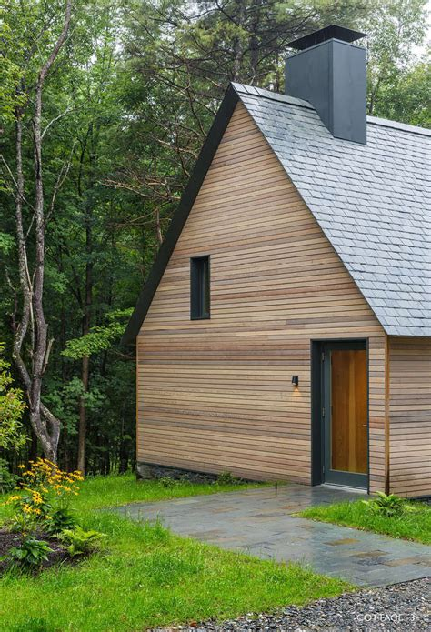 modern cottages modern cottages in vermont by hga architects wave avenue