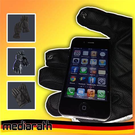 Motorradhandschuhe Iphone by Leitender Faden Leitendes Garn F 252 R Ihre Handschuhe