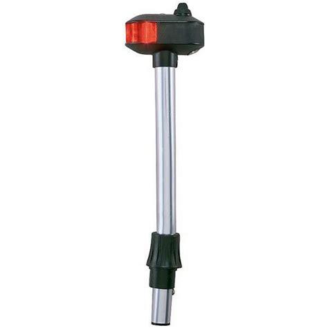 utility pole light fixtures perko 1422dp2chr removable bi color utility light