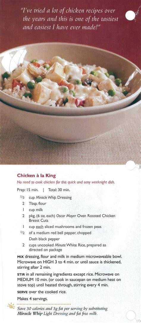 Alfredo Jar Almond Chocolate chicken ala king in almond milk unsweetened