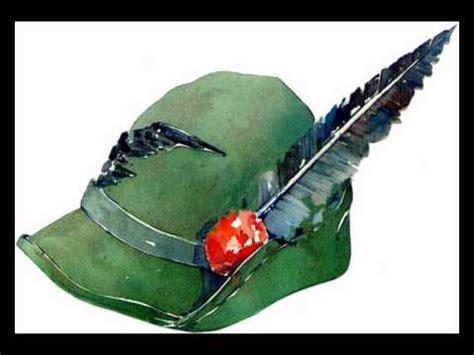 sul cappello sul cappello noi portiamo sul cappello originale con testo luciano tajoli con il