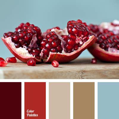 pomegranate color pomegranate colors color palette ideas