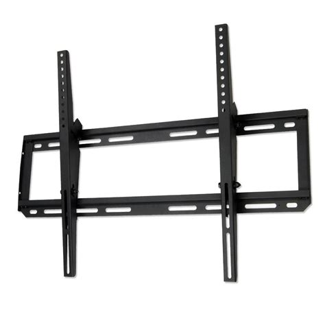 Diskon Breket Brecket Dudukan Tv Led Lcd Plasma 22 42 Inci Bervin slimline lcd led and plasma tv wall bracket mount for up to 70kg 60 quot screens black from