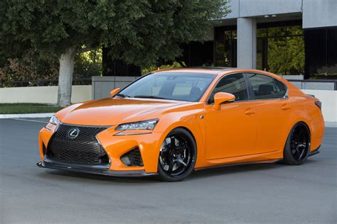 lexus gsf custom lexus unveils custom rc f gs f concepts at sema show