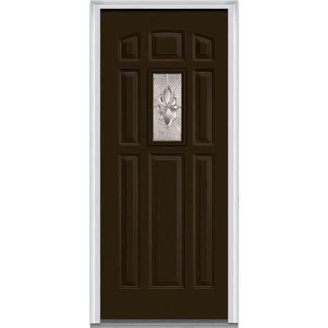 Milliken Doors by Milliken Millwork 32 In X 80 In Heirloom Master Right