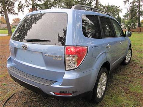 light blue subaru forester 2012 forester exterior photos and images