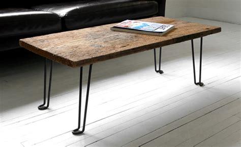 creative diy table legs 5 creative diy wood coffee table ideas