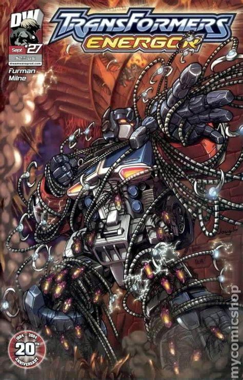transformers armada transformers armada 2002 energon comic books