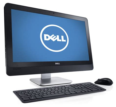 Dell Desk Top Computer Dell I3 All In One 23 Quot Touch Screen Computer W 8gb Ddr3 1tb Hdd Win 8 Pro Ebay