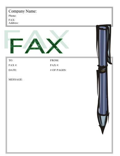 Resume Sample Word Doc by Stylish Stylus Fax Cover Sheet At Freefaxcoversheets Net