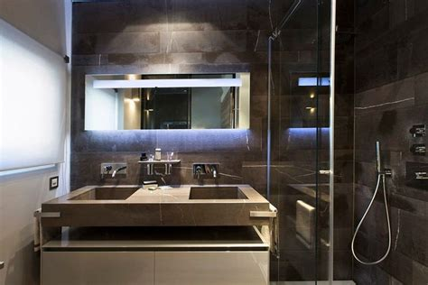 Modern Apartment Bathroom by Modern Apartment In Switzerland Fresh Ideas And Curious