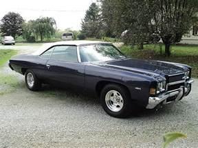 1972 Chevrolet Impala 1972 Chevrolet Impala Convertible For Sale Creston Ohio