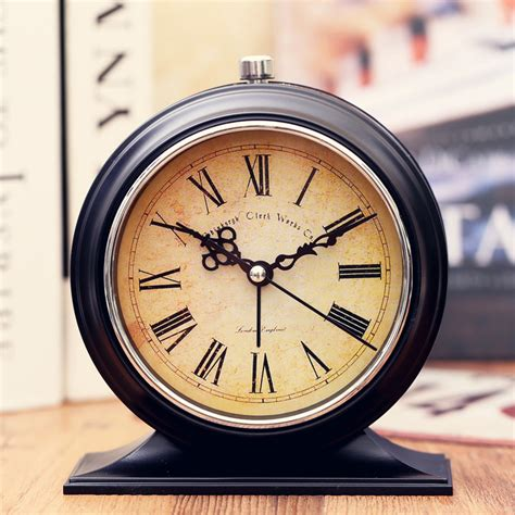 Small Desk Clocks Buy Wholesale Small Desk Clocks From China Small Desk Clocks Wholesalers Aliexpress