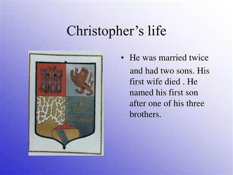 christopher columbus biography timeline ppt explorer timeline powerpoint presentation id 232214