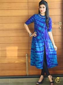 Stylish Design Stylish Kurti Designs Dresses Khazana