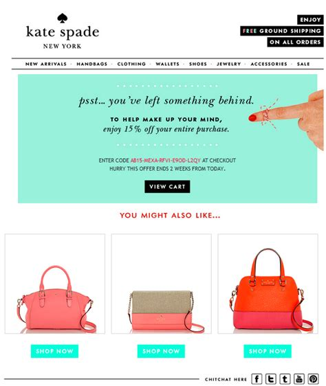 abandoned cart email template 20 effective email list growth tactics for e commerce