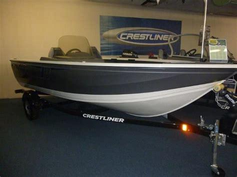 crestliner boats iowa 2017 crestliner 1650 fish hawk wt algona iowa boats