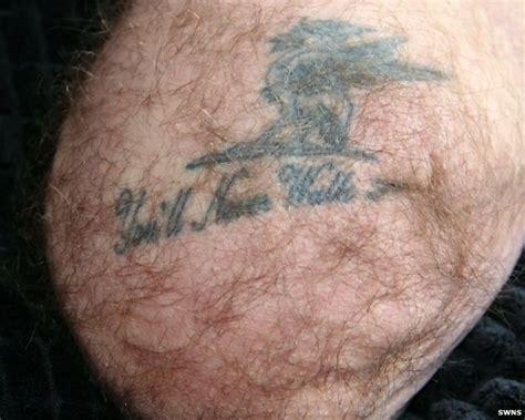 tattoo fixers liverpool marine s tattoo reads you ll never walk after utation