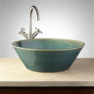 Ceramic Vessel Sink 18 quot anya ceramic vessel sink bathroom