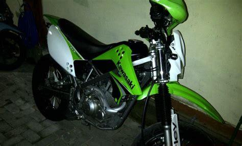 Kawasaki Klx 150 Thn 2014 kawasaki klx 150 s 2010 jual motor kawasaki klx