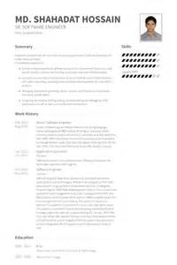 entry level software developer resume sle experienced resume sle software engineer