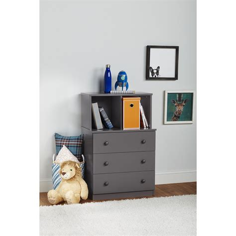 3 drawer dresser with cubbies ameriwood furniture skyler 3 drawer dresser with cubbies