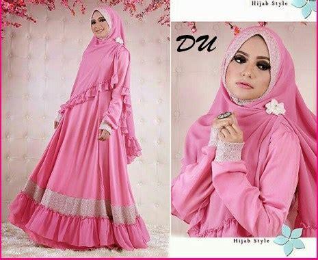 Baju Gamis Syar I Cantik baju gamis syar i cantik dan elegan