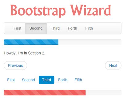 bootstrap themes wizard 7 useful jquery plugins for bootstrap ginva