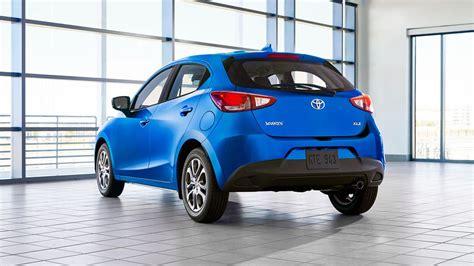 Toyota Yaris Adventure 2020 by 2020 Toyota Yaris Hatchback Mazda2 Is That You Roadshow
