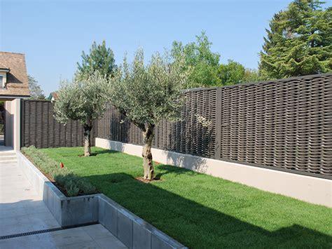 Plaque Separation Pour Jardin by Forest Avenue Les Panneaux En Fibre Tress 233 S Pour Cl 244 Ture