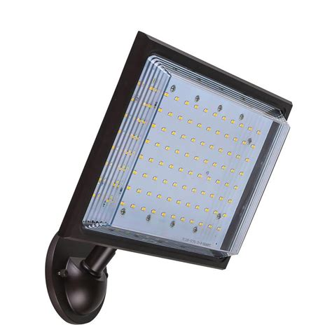 Outdoor Flood Light With Outlet Defiant Dw8899abz B Led Outdoor Dusk To Area Security Flood Light Vip Outlet