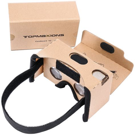 Vr Cardboard how to make reality goggles techtyche