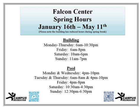Fairmont State Mba Project Management Questions by Falcon Center Hours Falcon Center Fairmont State