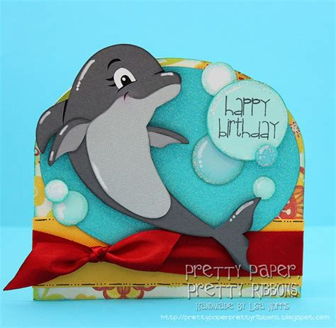 printable birthday cards with dolphins 134 best images about dolphin cards etc on pinterest