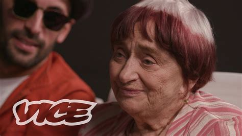 agnes varda youtube agn 232 s varda and artist jr turned a trip to france into a