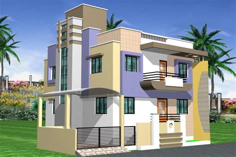 home design new house front designs models simple model in