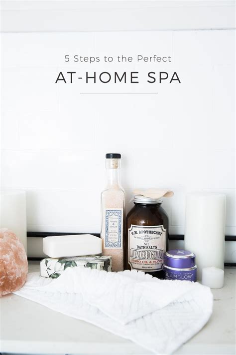 17 best ideas about at home spa on