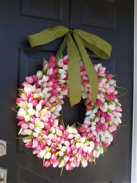spring wreath ideas to make 18 fresh hunting handmade spring wreath ideas pinkous