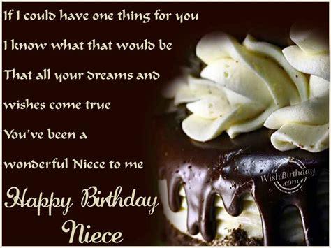 Happy Birthday Wishes To A Niece Happy Birthday Niece Wishbirthday Com