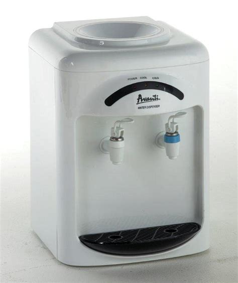Cold Water Dispenser Countertop by Avanti Cold Room Temperature Countertop Water Dispenser