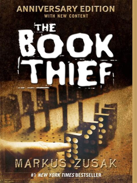 the nine thieves of fate books cover image for the book thief