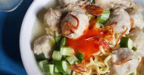 Baso Ayam Special Tanpa Bahan Pengawet 70 resep mie bakso ayam enak dan sederhana cookpad
